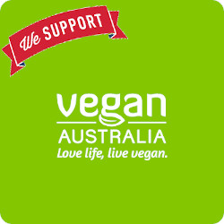 Supporting Vegan Australia